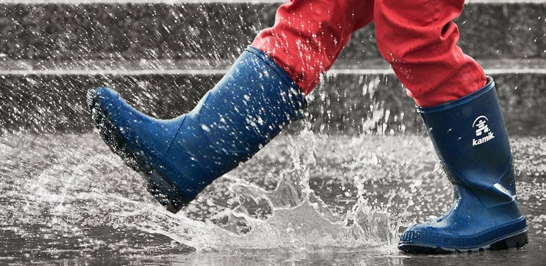 Kamik botas de agua