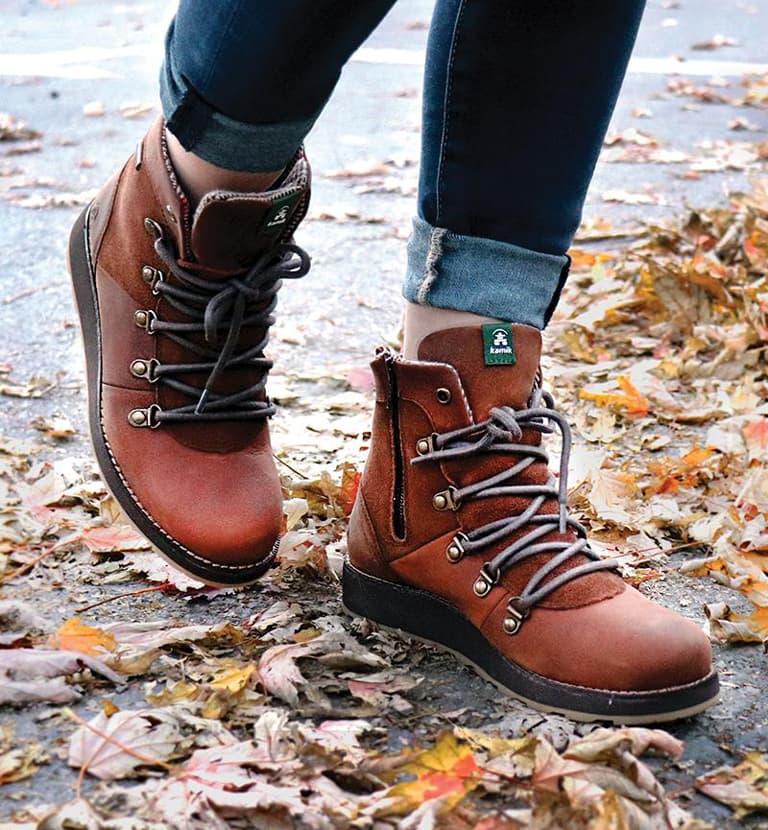 Kamik botas mujer